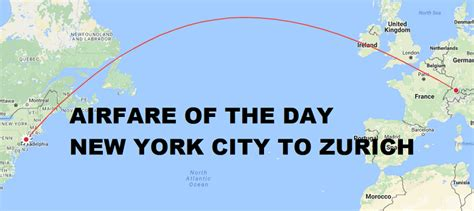 airfare of the day aa ba ay ib new york city to zurich economy class 350 trip