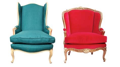 What A Chair - 15 antique wingback chairs in plain colors home design lover