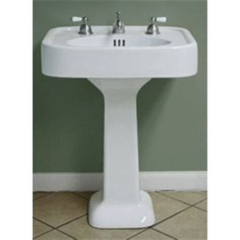 12 Inch Pedestal Sink The World S Catalog Of Ideas
