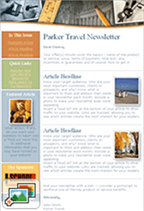 professional newsletter templates customized newsletter service free newsletter templates