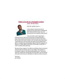 Thank You Letter Graduation 9 Sle Graduation Thank You Letter Free Sle Exle Format