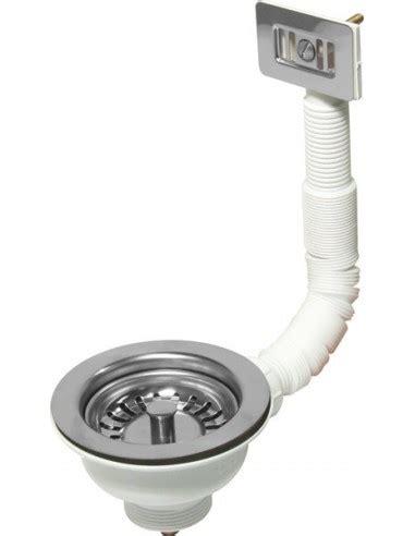 kitchen sink waste kit wkit15 rangemaster waste kit for ceramic kitchen sinks
