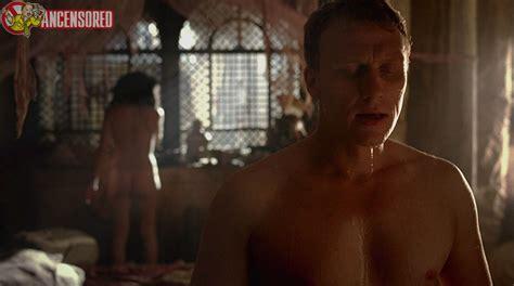 Naked Noa Bodner In Rome