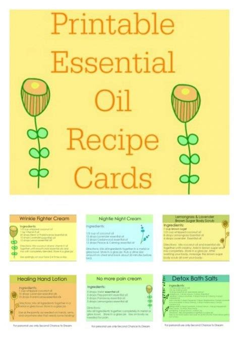 printable labels for essential oils pinterest the world s catalog of ideas