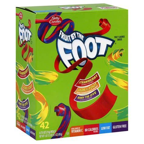 fruit by the foot fruit by the foot fruit flavored snacks assorted flavors