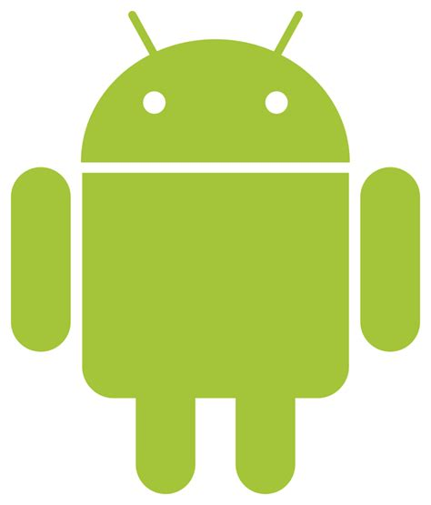 free android free simple android robot logo vector psd titanui