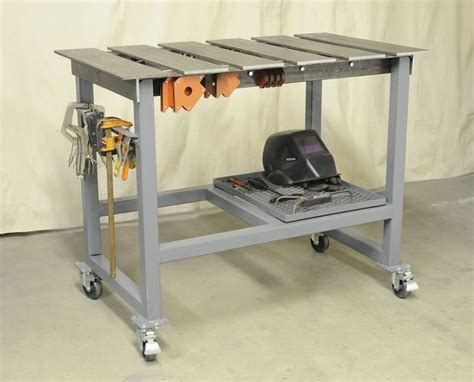 welding bench ideas 165 best images about weld welding welder table on
