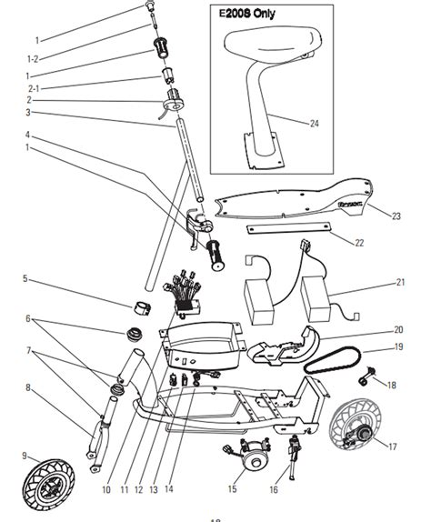 scooter diagram razor kick scooter diagrams razor free engine image for