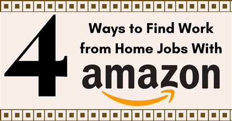 4 ways to find work from home with real