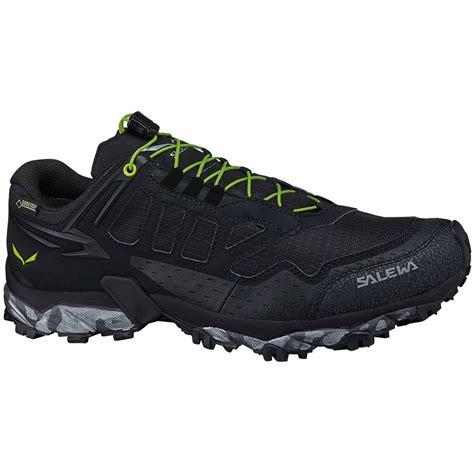 salewa trail running shoes salewa ultra gtx trail running shoe s