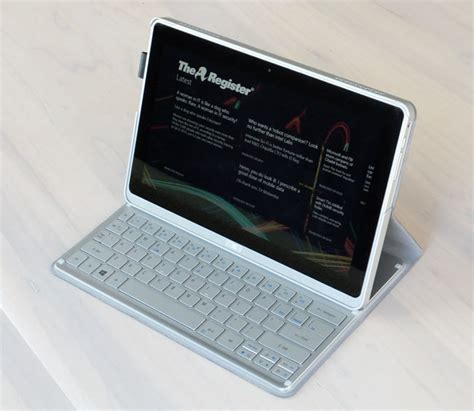 Keyboard Acer Aspire P3 review acer aspire p3 windows 8 slate the register