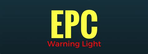 2003 volkswagen beetle epc what does the epc warning light mean on a volkswagen