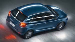 hatchback maruti baleno launched in india at rs 4 99