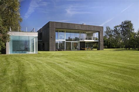safe house design the safe house in poland by kwk promes design milk