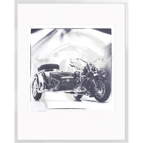Motorrad Mit Beiwagen Bmw by Motorrad Bmw R75 Mit Beiwagen Prima11 Kunstsiebdruck