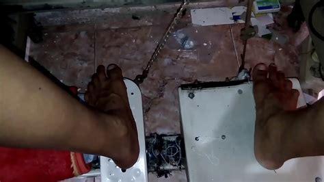Mesin Obras belajar menjalankan mesin obras yang mudah
