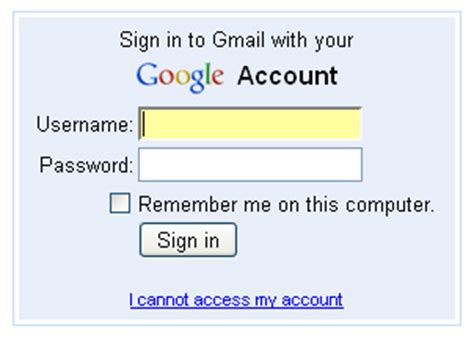 gmail i cannot access my account