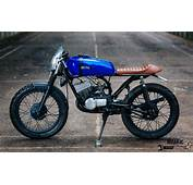 Photo Feature WEEKEND WARRIOR  RX135 Cafe Racer