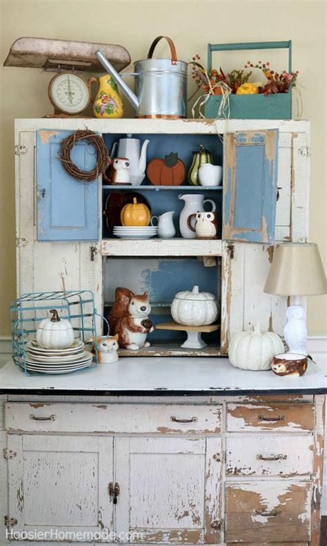my hoosier cabinet it originally belonged to my great fall decorating ideas hoosier cabinet hoosier homemade