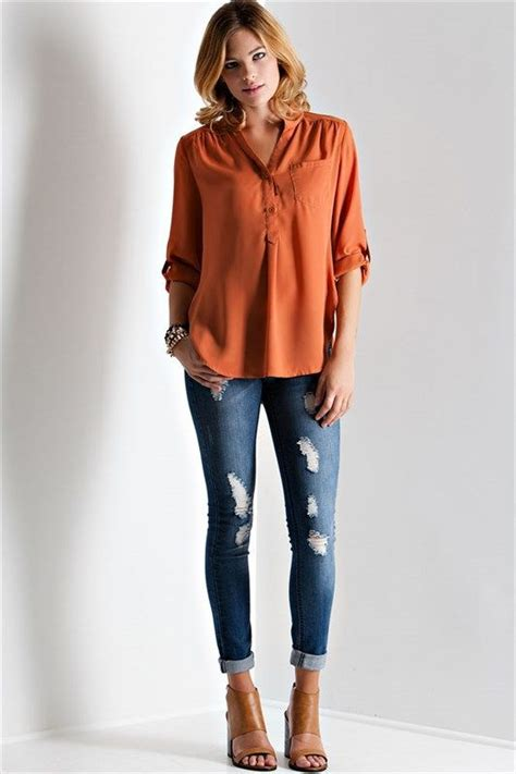 what colors go with burnt orange colors that go with burnt orange clothes ideas