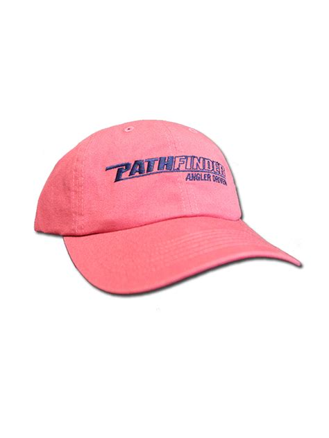 hewes boats hats pathfinder original hat nantucket red mbggear