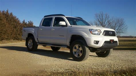 Leveling Kit For Toyota Tacoma Toyota Tacoma Leveling Kit Before And After Autos Post