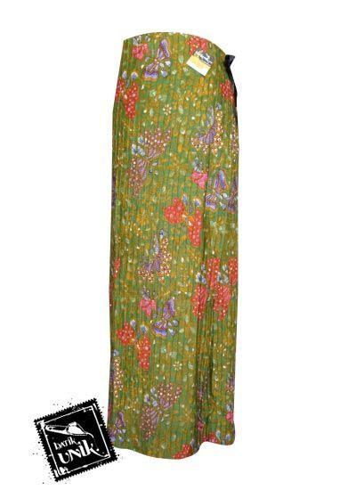 Rok Lilit Motif 4 rok batik lilit jarik lipit motif taman kupu bawahan