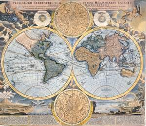 Oldest World Map by Nautical Charts Maps Oceans Wallpaper On Pinterest