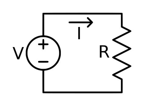 ohms resistors definition archivo ohms voltage source svg wikilibros