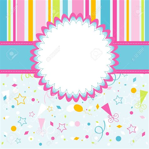 class bday card template birthday card templates card design ideas