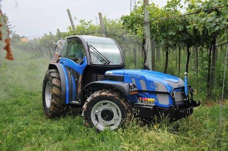 trattori cabinati bcs ad ogni vigneto il suo trattore agronotizie