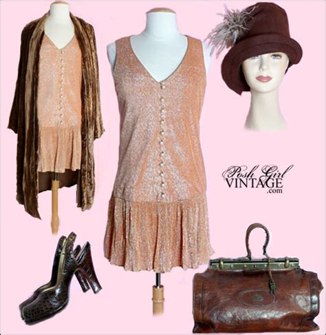 1920 s posh vintage clothing