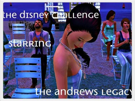 sims 3 challenges the disney challenge the sims 3