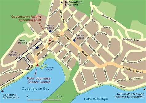 printable map queenstown image gallery queenstown map