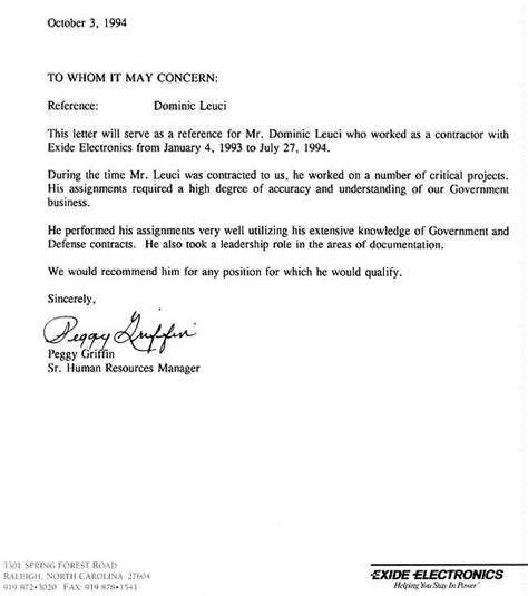Support Letter Reference Faa 3