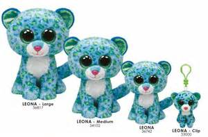 leona small beanie boo raff friends