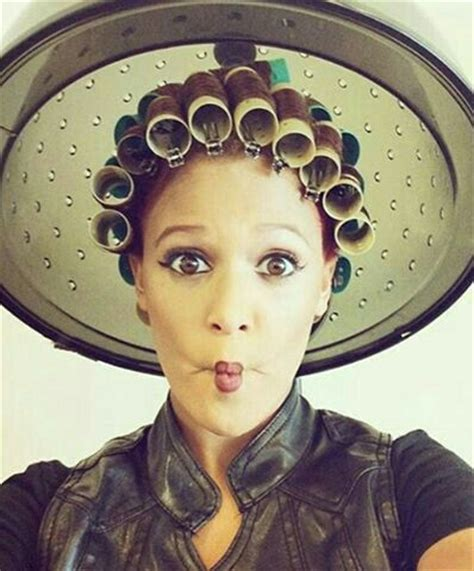 his hair under the dryer best 1207 hair images on pinterest hair and beauty
