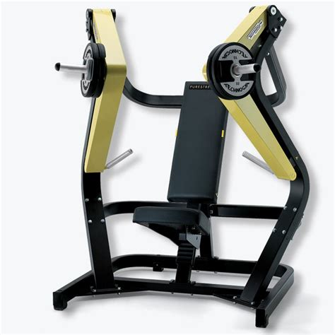 technogym bench press technogym bench press pure strength plate loaded chest