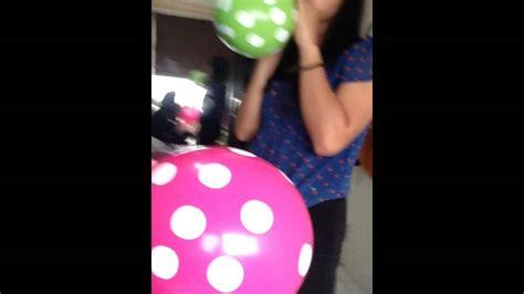 Cara Tiup Balon cara meniup balon