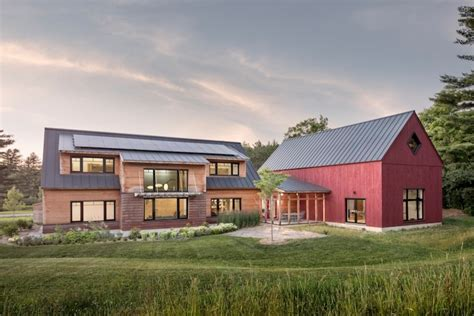joslin passive house contemporary exterior portland