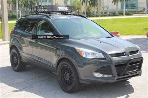 Ford Escape Road by Loud Road Noise Ford Escape