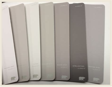 grey paint swatches grey is the new black living spaces by vanita
