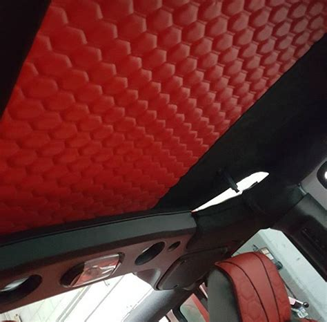 Auto Upholstery Headliner by 10 Cool Custom Headliners On Instagram
