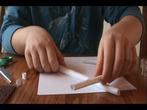How To Make A Paper Gun That Shoots - how to make a paper gun that shoots without blowing with