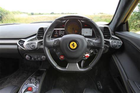 458 Italia Interior by 458 Italia 2010 2015 Interior Autocar