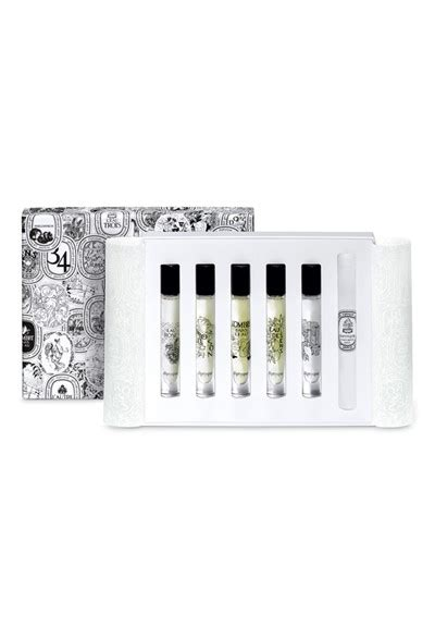 the art of discovery stylecraft l l art du parfum discovery set eau de toilette by diptyque