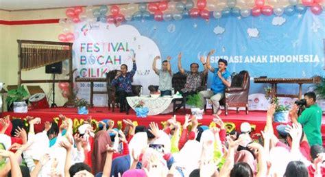membuat anak tumbuh tinggi festival bocah cilik revolusi mental sejak dini nasional