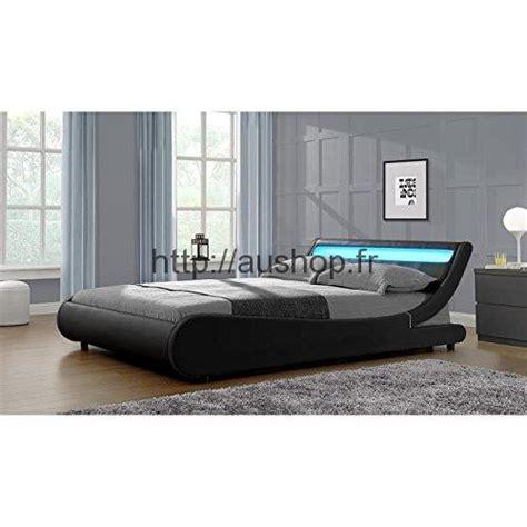 lit tout fait cing car pas cher grand lit 2 places en bois design pas cher pour chambre 224