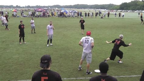 layout ultimate best ultimate frisbee layout d ever youtube