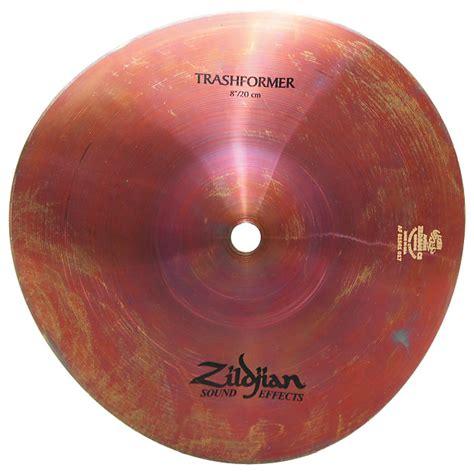 Zildjian Zxt10trf 10 Trashformer Splash zildjian 10 quot zxt trashformer cymbal in brilliant finish